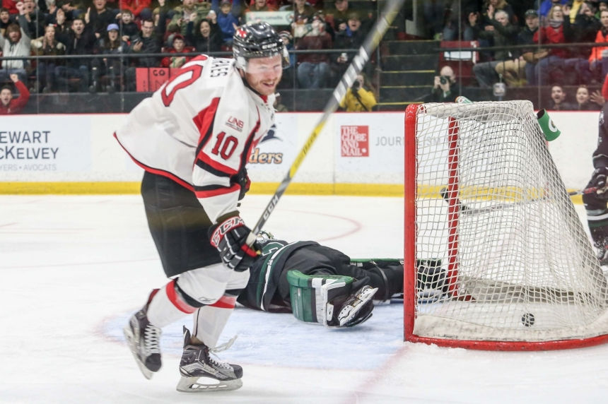 Huskies comeback comes up short in University Cup final