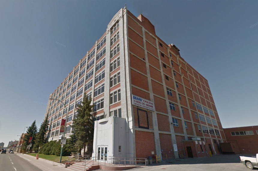 Sears Warehouse in Regina not being torn down after all