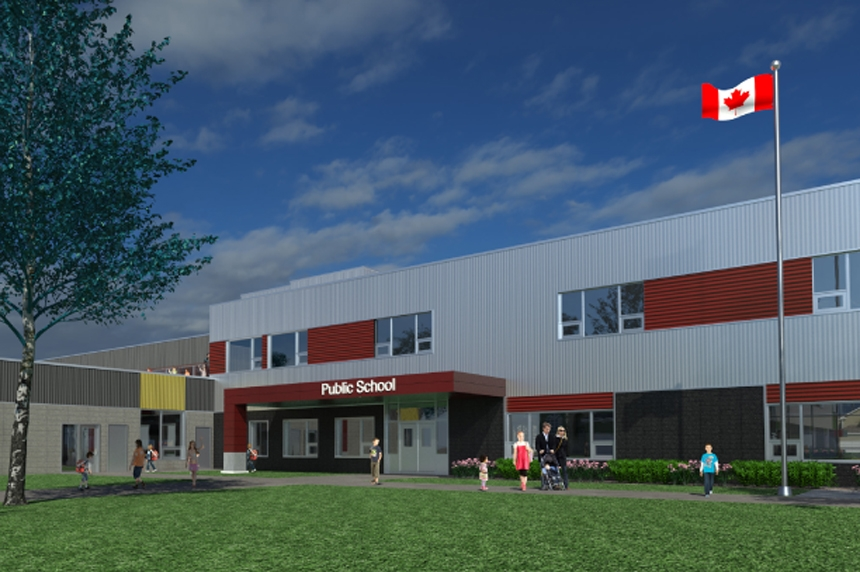 Final designs of Sask.'s new P3 schools revealed