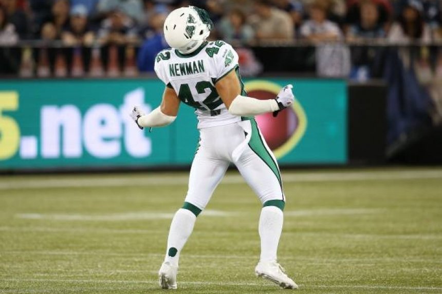 Saskatoon's Graig Newman retires from the CFL