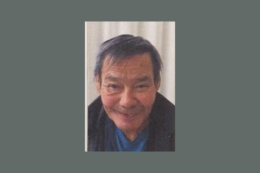 UPDATE:  Missing 66-year-old man found