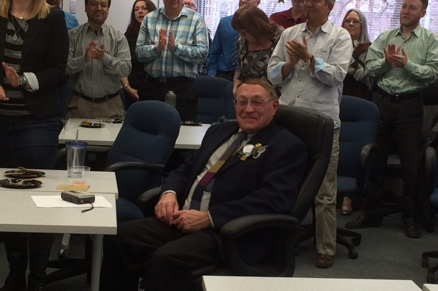 52 years of service: meet the longest-serving government worker in Sask.