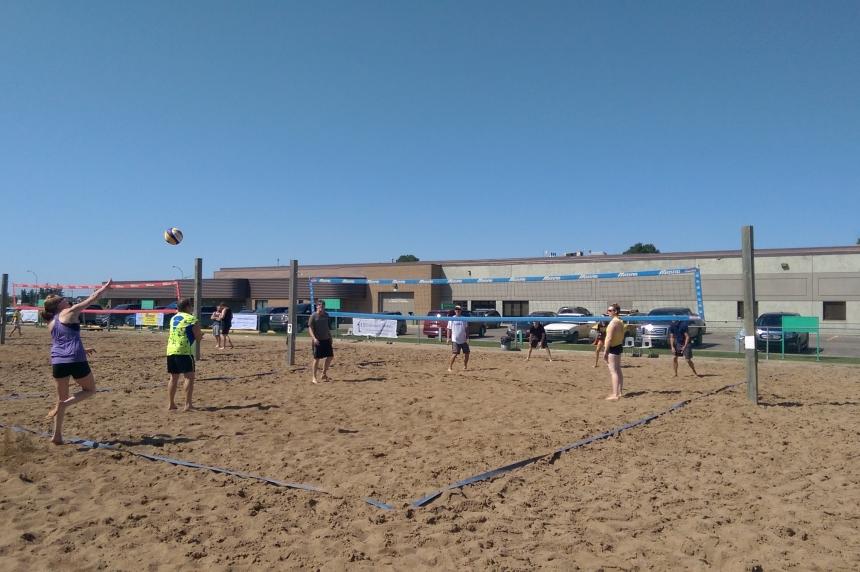 Regina hosts 1st Prairie Grand Volleyball Tournament