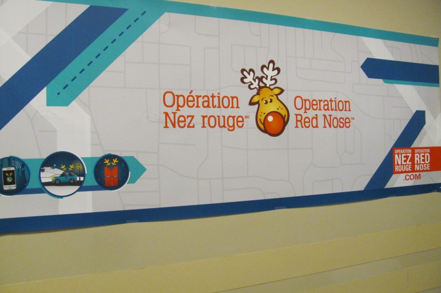 Operation Red Nose back to reduce impaired driving in Sask. this Christmas
