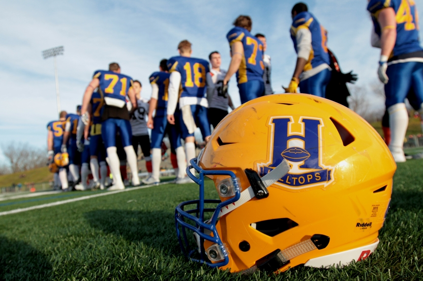 Hilltops rout rematch of 2015 Canadian Bowl