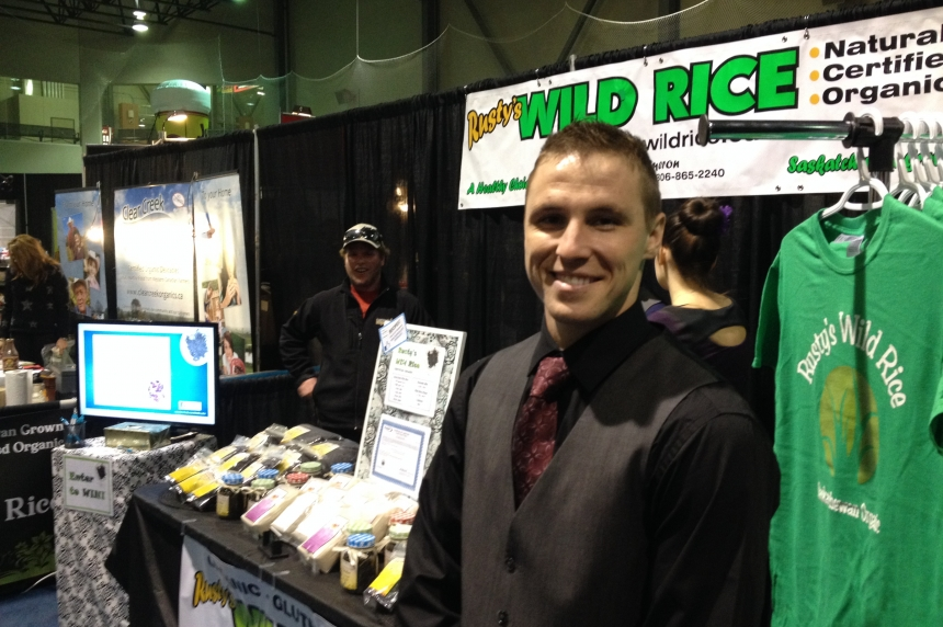 Some Saskatchewan products a surprise at Agribition