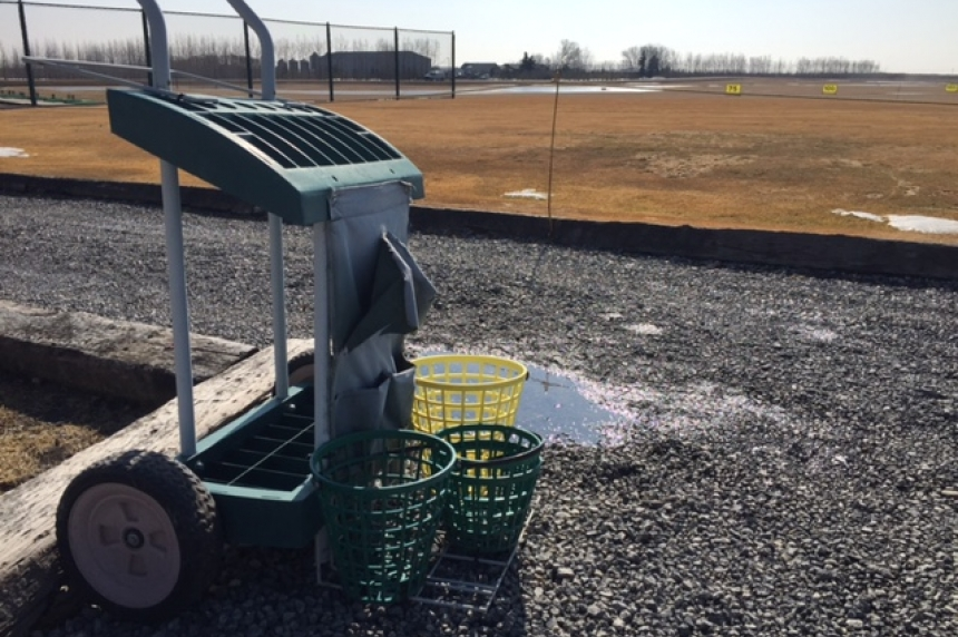Paisley Golf Oasis Practice Range opens for 25th season