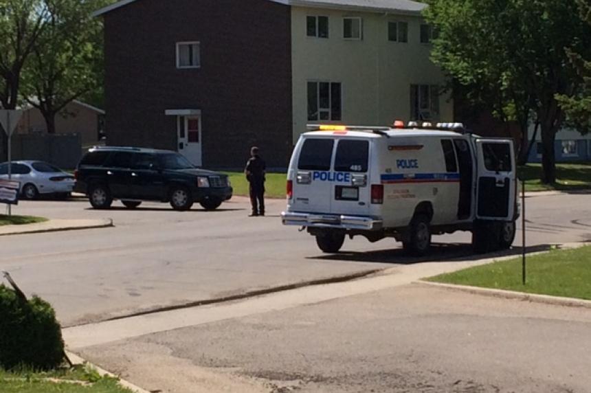 Elderly pedestrian struck by vehicle on Saskatoon's Arlington Avenue