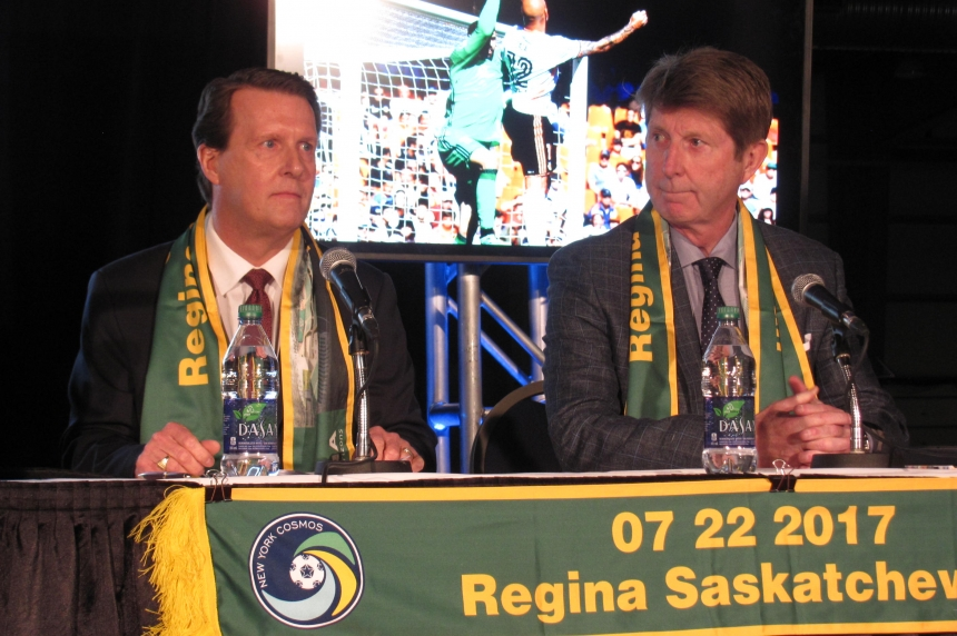 World class soccer talent coming to new Mosaic Stadium