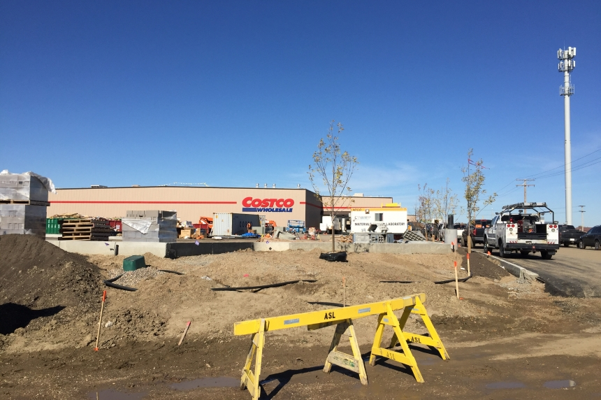 Second Costco finishing construction in Saskatoon