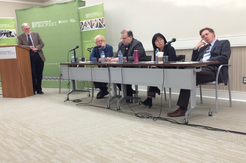 University panel discusses federal election result