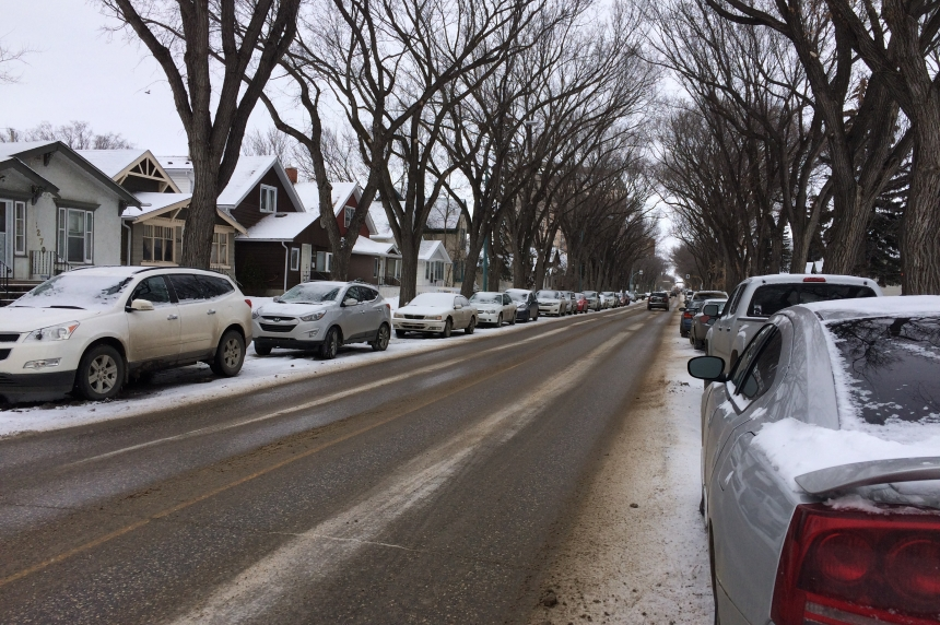 Drivers left parked on snow routes warned for now