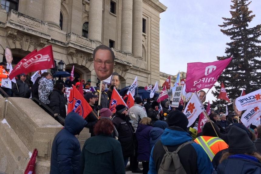 SGEU files unfair labour practice amid talks of provincial cuts