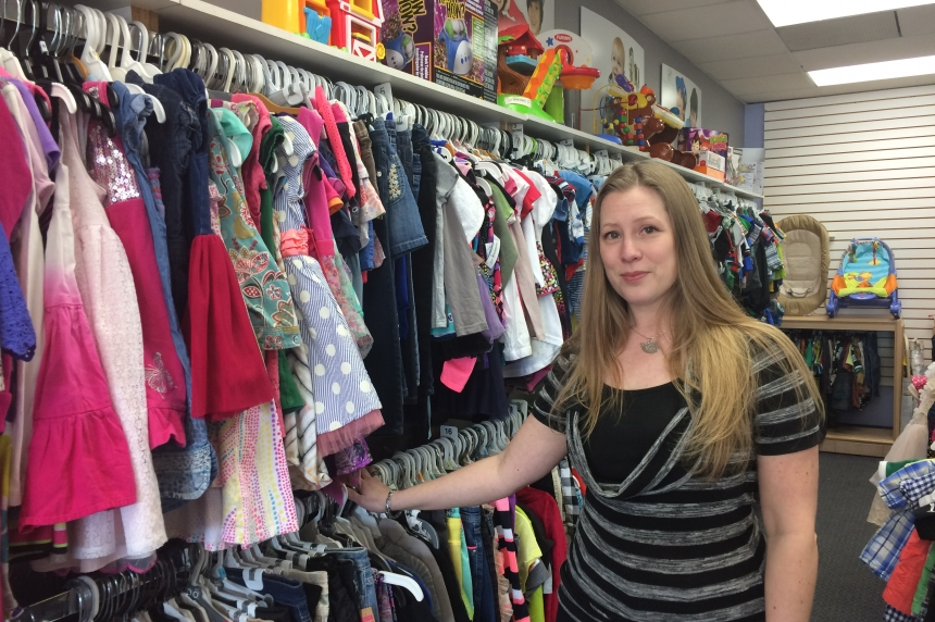 Kids clothing store owner thinks PST expansion could be hit to families