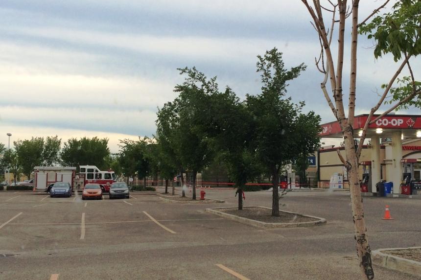 Propane leak shuts down Saskatoon Co-op