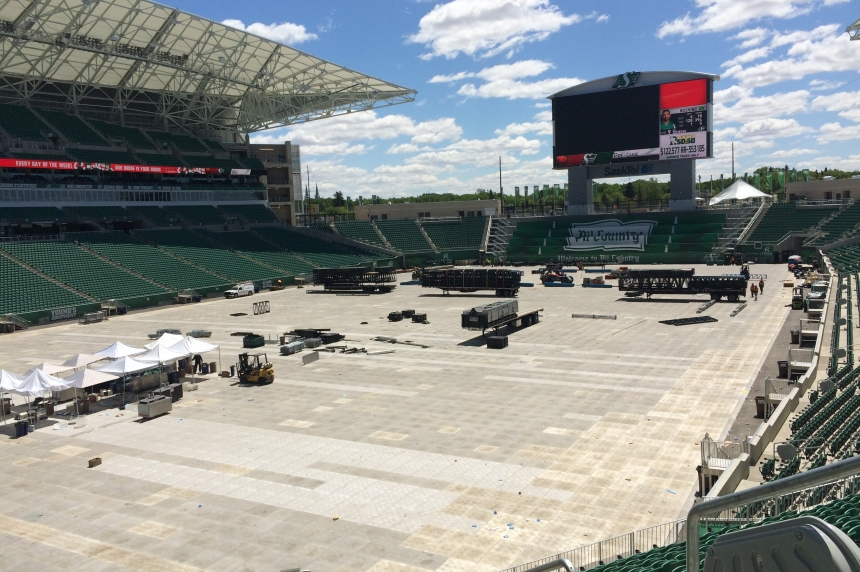 Lessons to learn from the concert at Mosaic Stadium