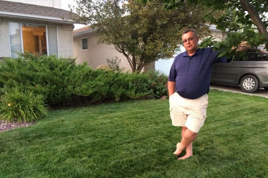 Martel on the Move: searching for a healthy lawn