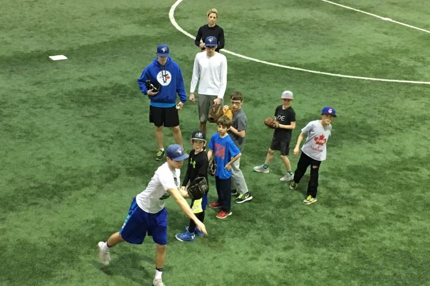 Pay it forward baseball event honours Quinn Stevenson memory