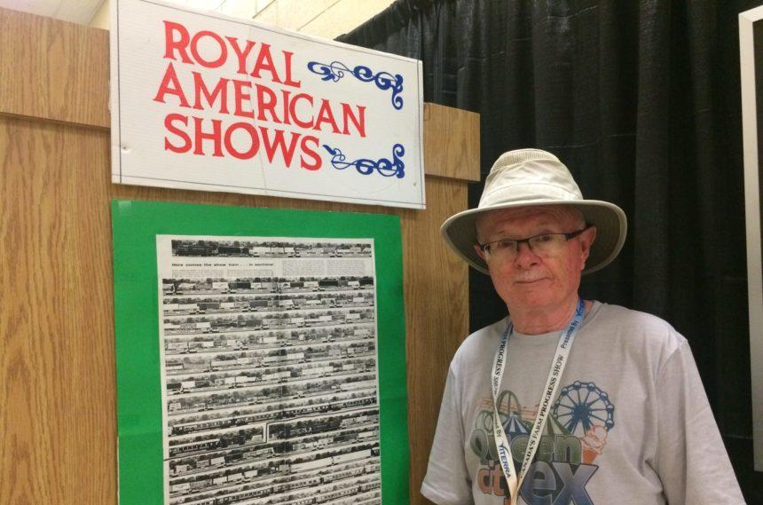 Regina man recalls his love affair with the Queen City Ex