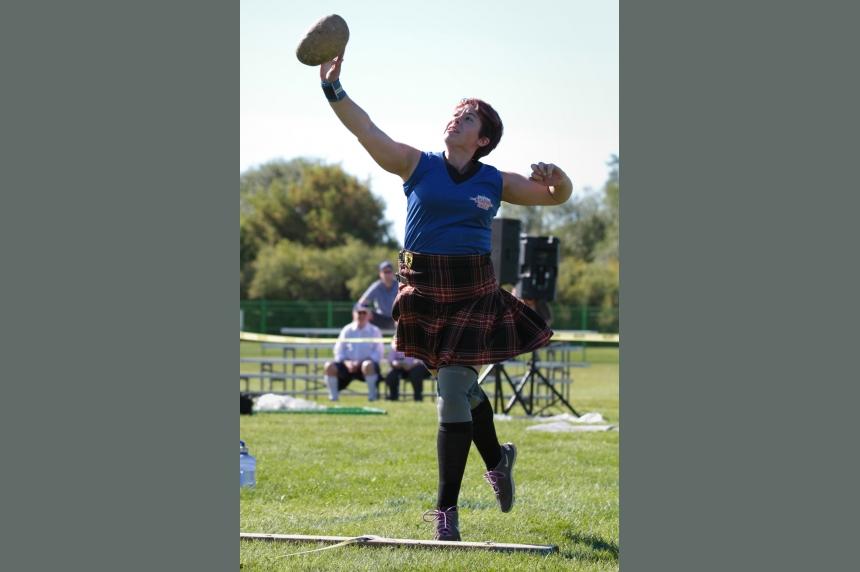 Highland Games bring Scotland to Saskatoon