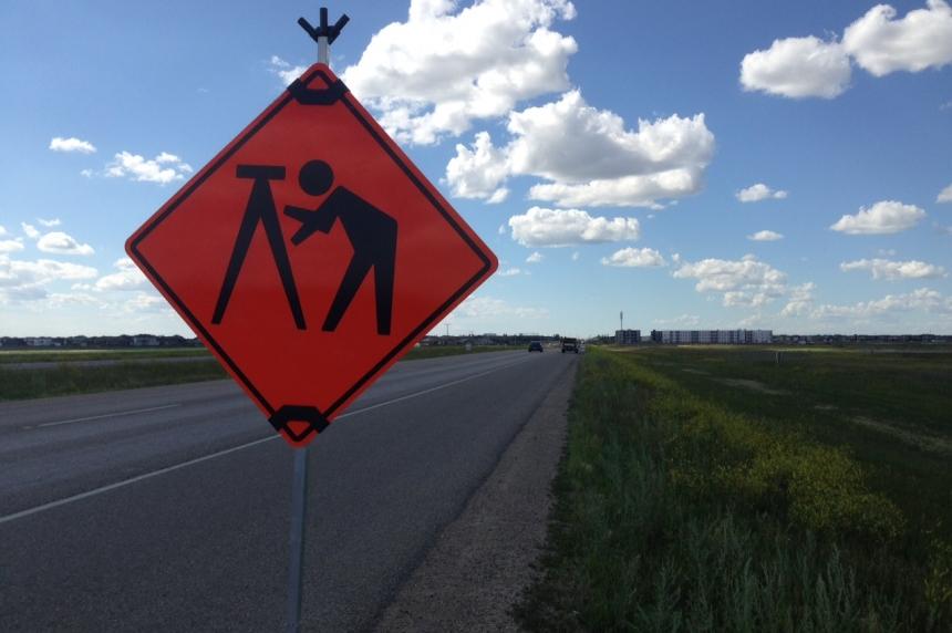 Survey work begins on Regina bypass