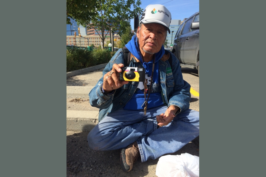 Regina photo project gives new perspective on homelessness