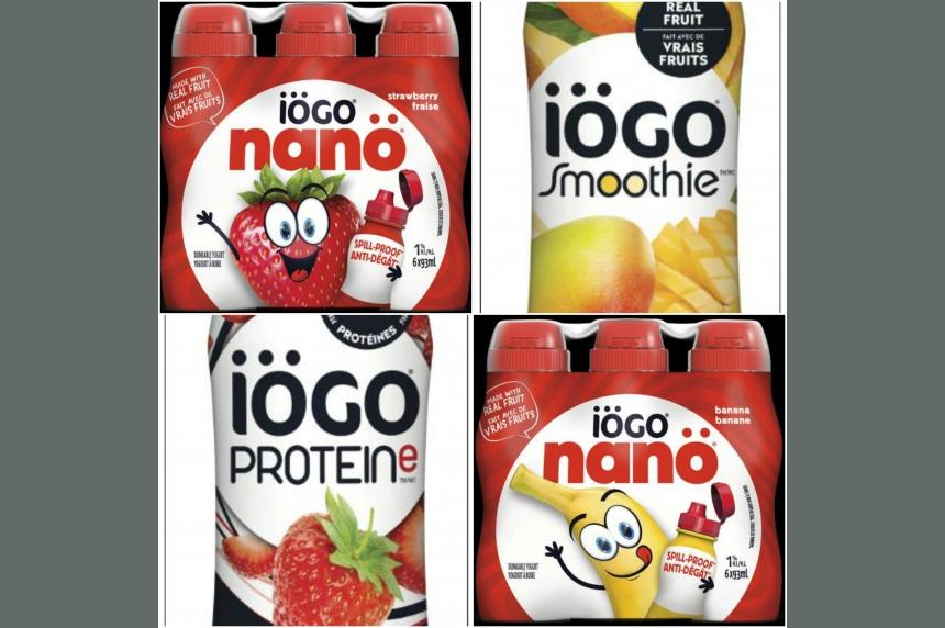 Popular yogurt recalled over plastic concerns
