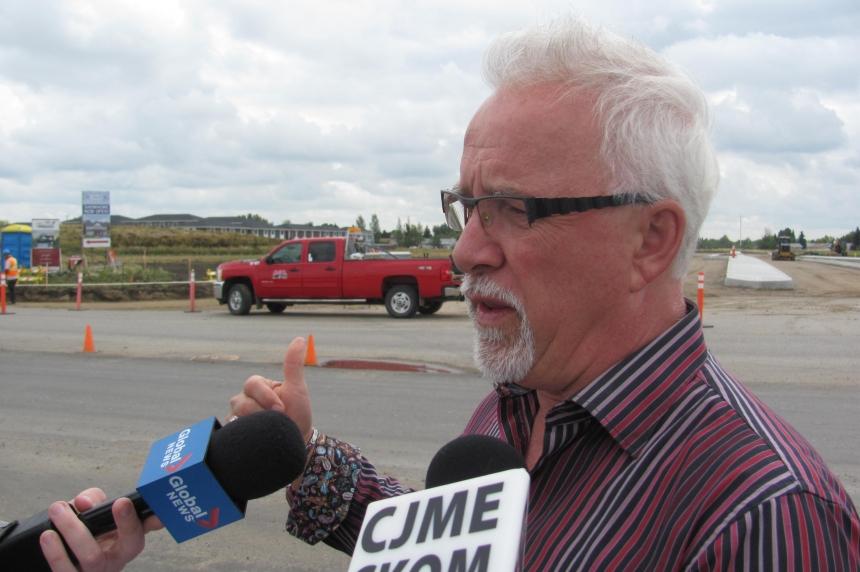Flegel seeking re-election in Ward 10