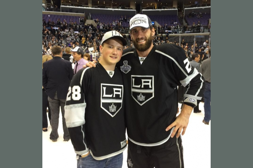Nephew of NHL forward Jarret Stoll killed in Sask. highway crash