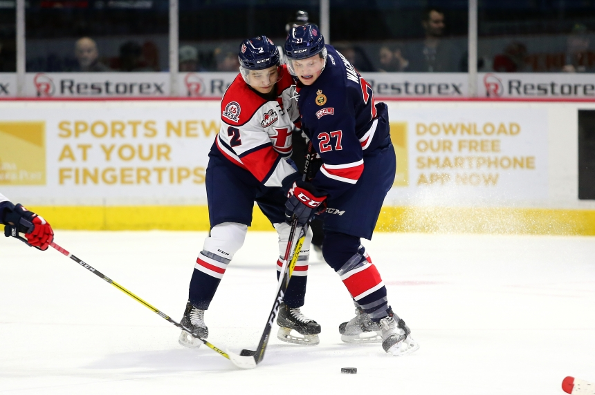 'Pure speed' of Austin Wagner lifts the Pats over Spokane