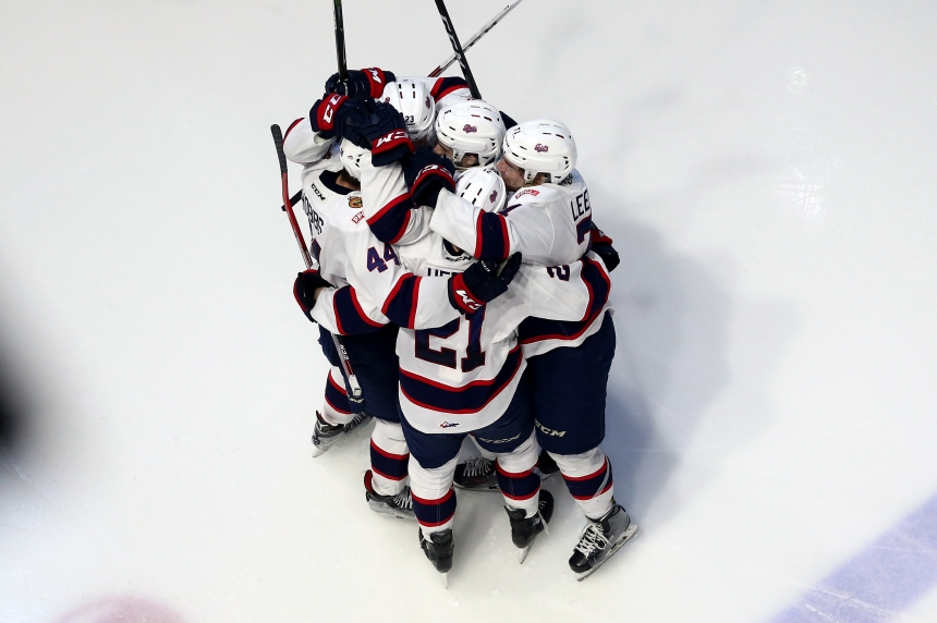 Pats stage impressive 6-2 comeback win to tie series at 1
