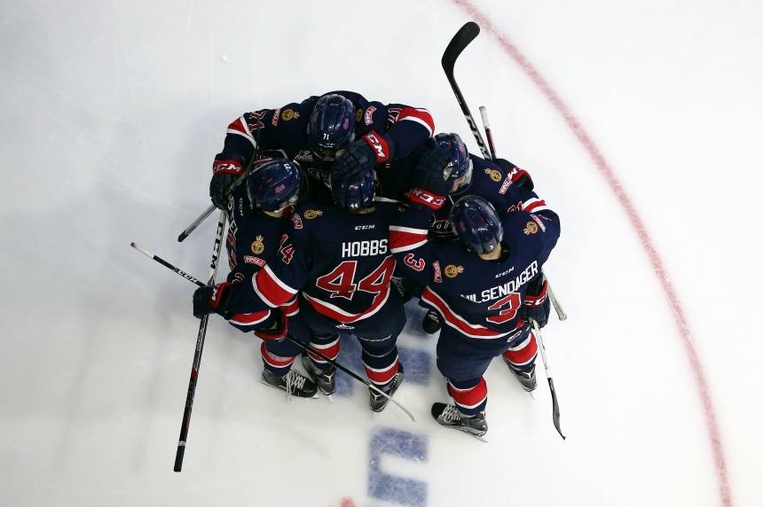 Regina Pats bounce back from loss, overtake Vancouver 8-3