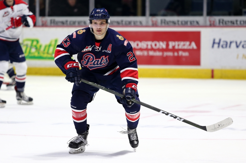 2 Regina Pats invited to World Juniors selection camp