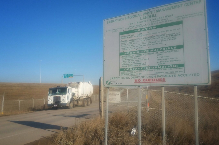 Saskatoon company banned from landfill as city investigates alleged fraud