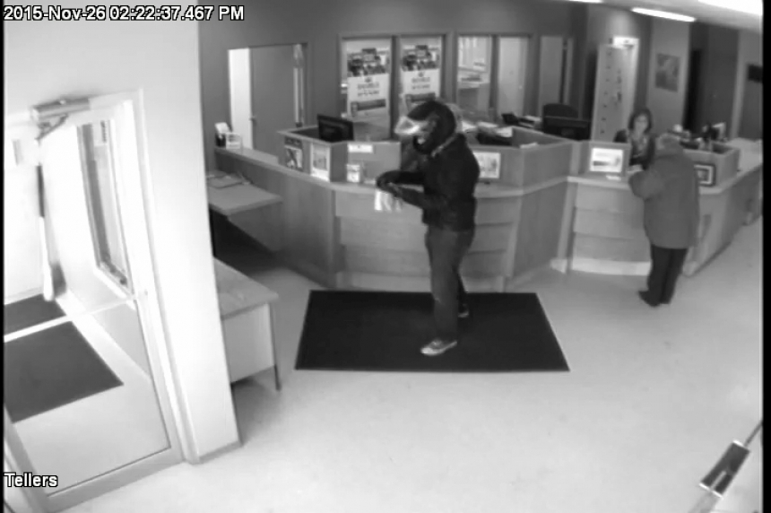 Regina man charged in connection to 4 rural bank robberies