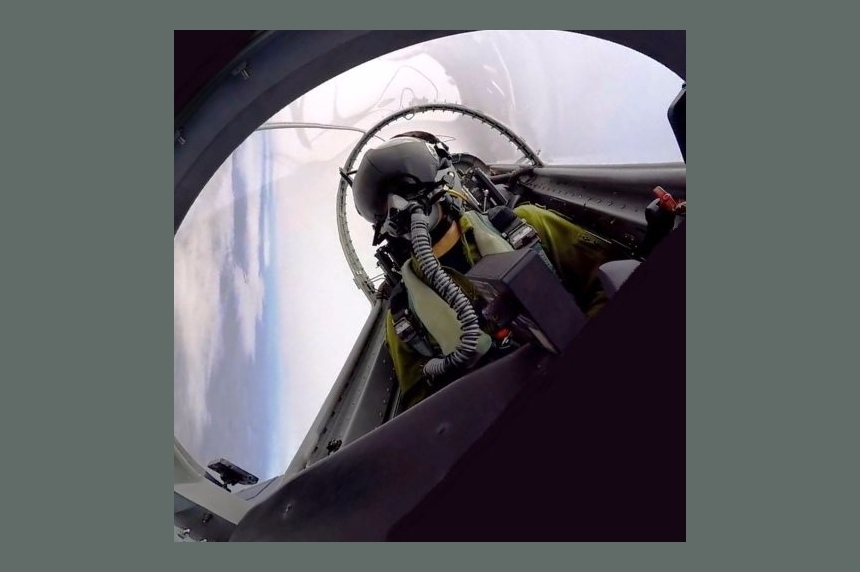 Sask. pilot shares motivation behind bid to become Canada's next astronaut