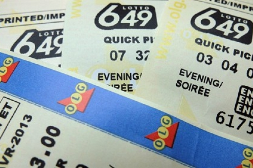 Grenfell woman wins $1M lotto prize