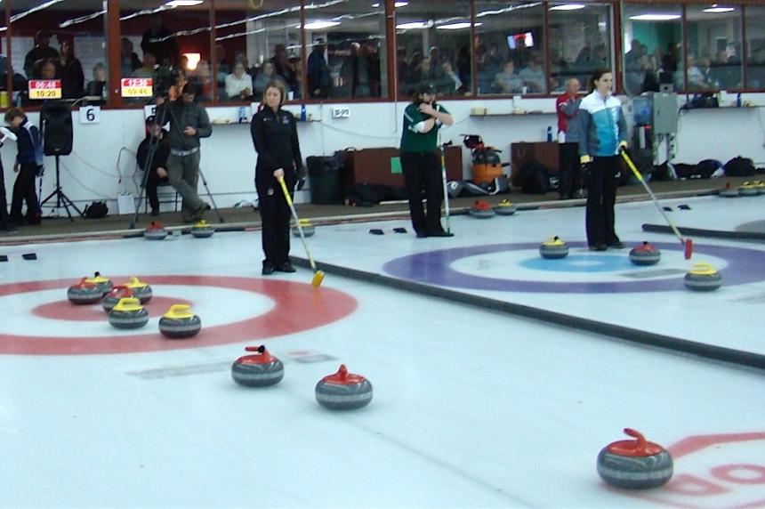 Mixed Doubles Curling Championship rolls into Saskatoon