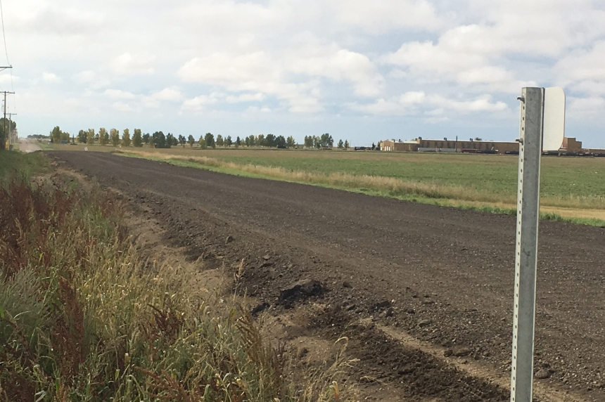 Dust solution not much of a solution for northwest Regina residents