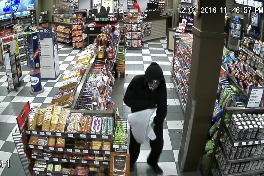 Gunpoint robbery has Saskatoon police looking for two men