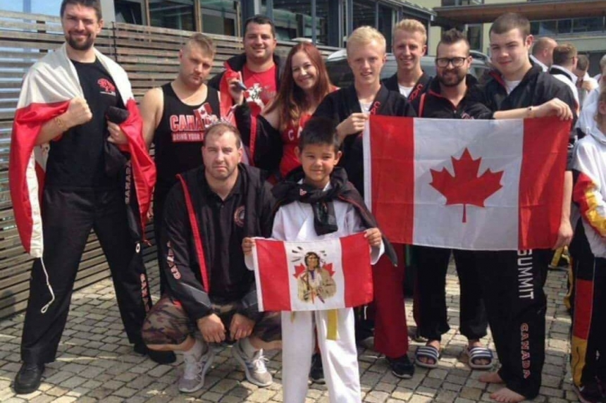 Sask. martial arts team picks up world title, 12 medals in Germany