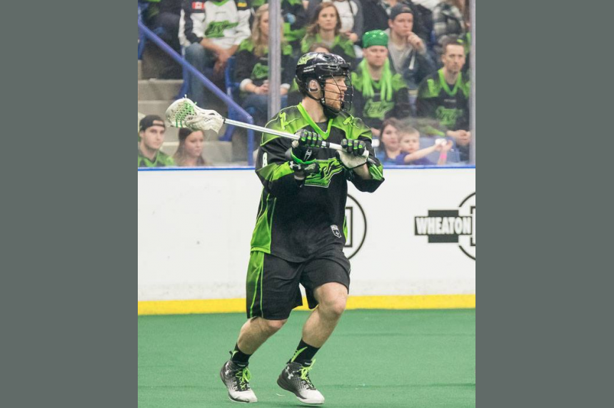 Rush edge Mammoth, advance to NLL championship