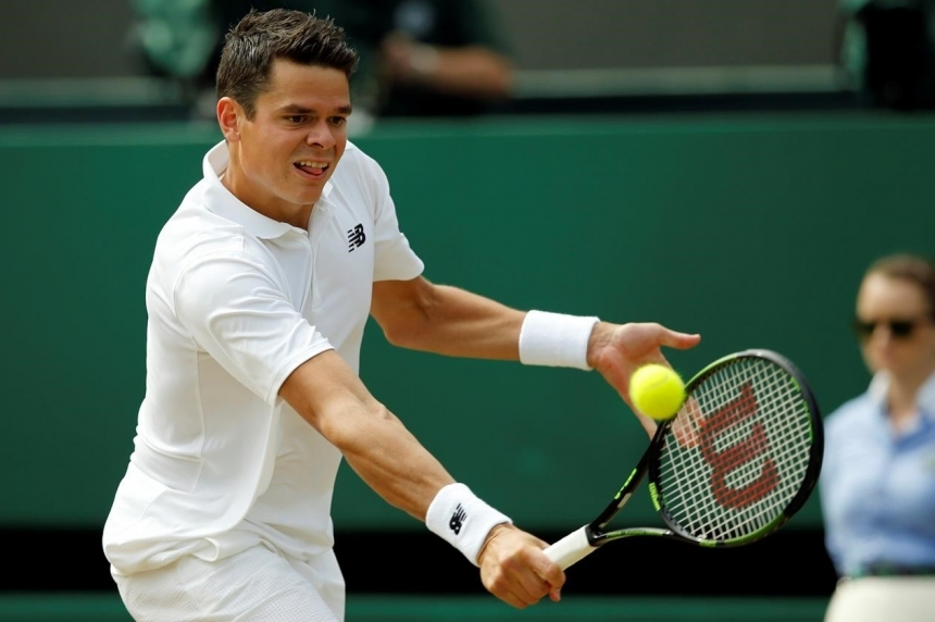 Raonic's success helping tennis grow locally