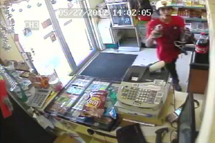RCMP seek man in North Battleford attempted armed robbery
