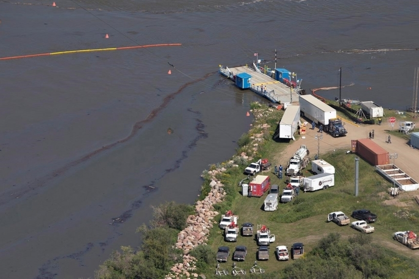 All but 5 samples from Sask. oil spill meet guidelines for drinking water