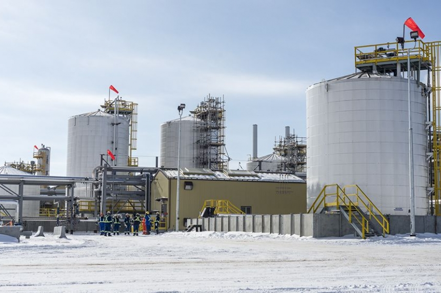 Husky Energy opens heavy oil thermal energy project in Edam