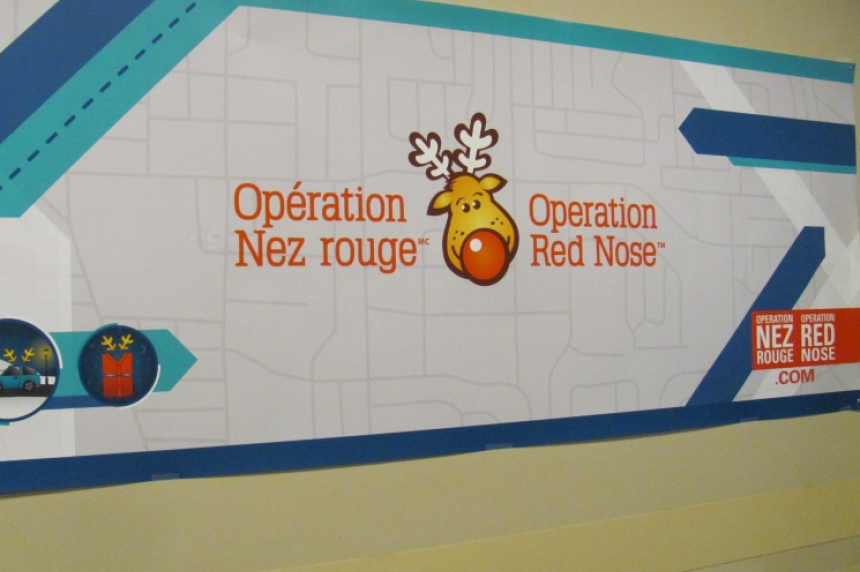 Operation Red Nose is ready to take you home safe