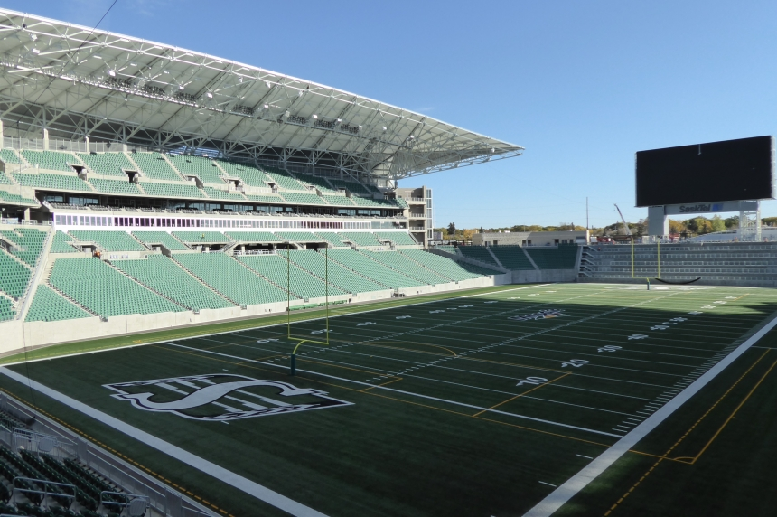 Mayor touts Mosaic Stadium success, need to improve transit