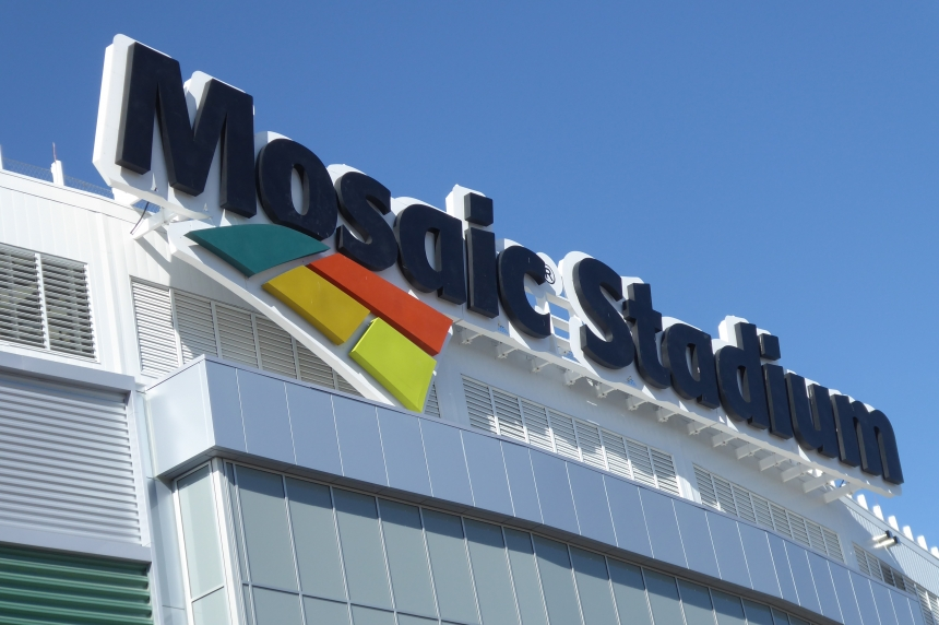 Martel on the Move: Fans experience new Mosaic Stadium