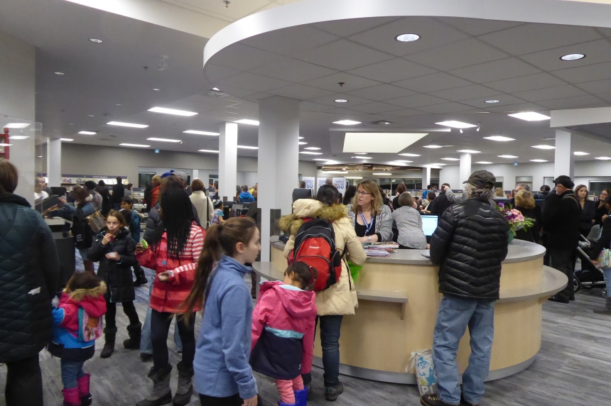 Regina Public Library unveils state of the art library